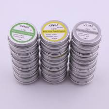 <b>XFKM 10pcs Alien</b> Clapton vape Heating Wire Prebuilt Coil NI80 ...