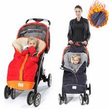 2019 Winter <b>Baby Stroller Sleeping Bags</b> Warm Envelope For ...