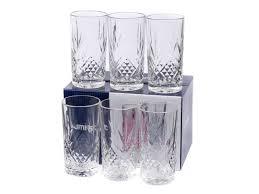 <b>Набор стаканов LUMINARC SALZBURG</b> (Зальцбург) высокие ...