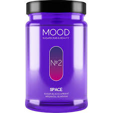 "Сахарный скраб № 2"" Space"", 300 мл бренда Mood – купить по ..."