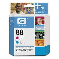 <b>Печатающая головка HP</b> C9382A (№88) M+C <b>Printhead</b> картридж ...