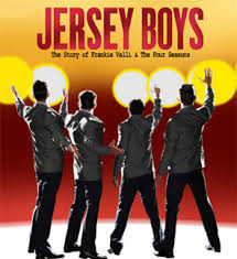 Image result for jersey boys logo