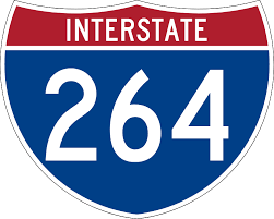 Interstate 264 in Kentucky