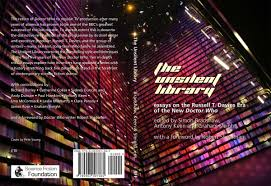 sff publications the unsilent library adventures in new doctor cover illustration