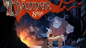 <b>The Banner Saga</b> by Stoic — Kickstarter