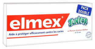 Elmex <b>Junior</b> Toothpaste 2 x 75ml