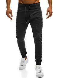 <b>Drawstring Pockets Design</b> Cargo Pants | Gearbest