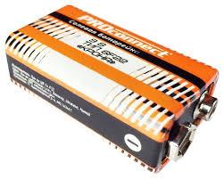 Купить <b>Батарейка PROconnect Крона</b> 9V 6F22 по выгодной цене ...