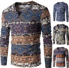 <b>ZYFG free</b> New Design Men's Print pullover sweater | MEN'S ...