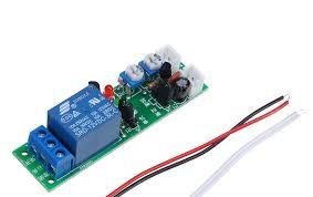 <b>JK11</b>-<b>PB Time Delay</b> Relay Module 0-100S Adjustable Delay 0.5S ...