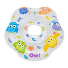 <b>Надувной круг</b> на <b>шею</b> для плавания малышей OWL: фото ...