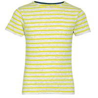 <b>Футболка MILES KIDS</b> серый с желтым, размер 10Y для ...