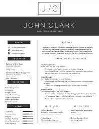 most professional editable resume templates for jobseekers templates for designing a resume john clark create a different resume and letterhead that sets you apart from the competition