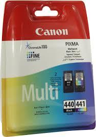 Комплект <b>картриджей Canon PG</b>-<b>440</b>/<b>CL</b>-<b>441</b> (5219B005 ...