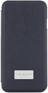 <b>Чехол</b>-<b>Книжка Ted Baker iPhone</b> 6S/7/8 Navy - цена на Чехол ...