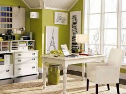 charming white finish stained wooden charming home office light