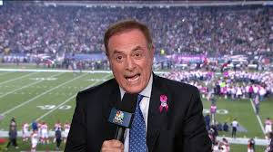 Image result for al michaels