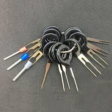 3/8/<b>11PCS</b>/Set High Quality <b>Car Plug Terminal</b> Extraction Pick Back ...