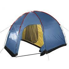 Купить кемпинговая высокая 4 местная <b>палатка Sol Anchor 4</b>