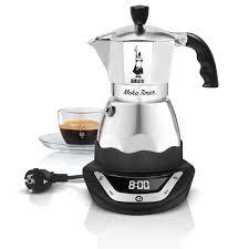 Электрическая гейзерная <b>кофеварка Bialetti Moka Timer</b> (6 cup ...