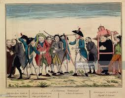 french revolution stock photos and pictures getty images 18th century french revolution caricature of the national levelling equality print paris hocirctel carnavalet cabinet