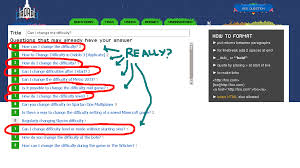 please show tags in the list of suggested questions that all of these questions are for different games but that is not obvious as we use the game s in our tags when each of these questions are viewed it