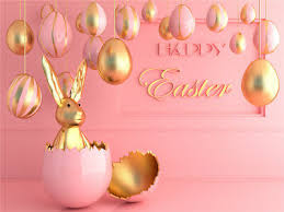 <b>7X5FT</b> Vinyl <b>Background</b> Photography <b>Backdrop Happy Easter</b> Pink ...