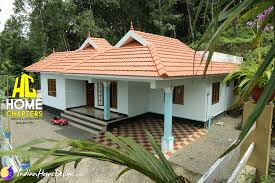 sq ft low cost house plans   photos in kerala   Indian Home    Low Cost Kerala Home Photos by Home Chapters