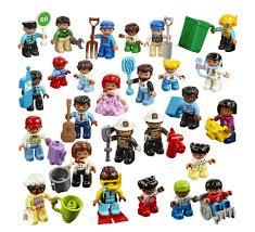 <b>Конструктор LEGO Education PreSchool</b> DUPLO Городская жизнь ...