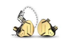<b>KZ ZSN PRO</b> X 1DD+1BA 0.75mm Standard Gold Plated Pin 3.5mm ...