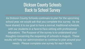 <b>Dickson</b> County School District