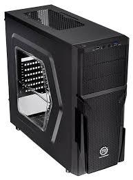 Компьютерный <b>корпус Thermaltake Versa H21</b> Window CA-1B2 ...