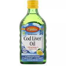 Carlson Labs <b>Wild Norwegian Cod</b> Liver Oil