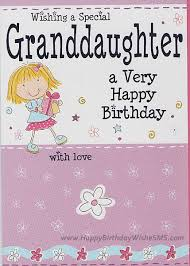 Birthday wishes for granddaughter - Happy Birthday Quotes to ... via Relatably.com