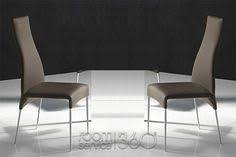 Retrome <b>Bar Table MDF with</b> 2 Steel Legs High Gloss White for ...