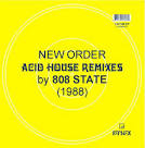 Acid House Mixes by 808 State (1988)