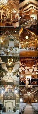 besides dcor lights are also very important because they create a mood and barn wedding lights are special because of barn lighting create rustic