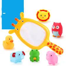 Пластиковая мультяшная вода, детская резиновая <b>игрушка для</b> ...