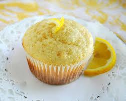 Znalezione obrazy dla zapytania muffiny cytrynowe