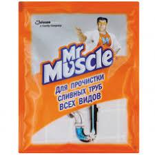 <b>Средство чистящее Мистер Мускул</b> от засоров 70 гр Эс.си ...