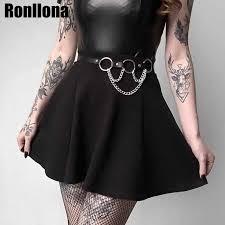 <b>Sexy Body Harness</b> Waist Chain Belt <b>Women</b> Punk Goth Leg ...