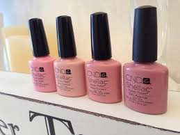 Discover the new <b>CND Shellac Intimates</b>... - Posy Nail Spa Yaletown ...