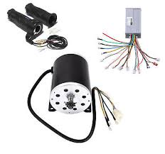 <b>1800W 48V</b> ebike e-Gokart <b>Brushless</b> Electric Motor Kit +Controller+ ...