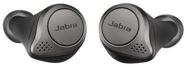 Беспроводные наушники <b>Jabra Elite</b> 75t — купить по выгодной ...