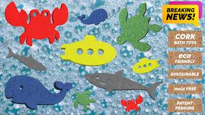 CORK <b>BATH TOYS</b>: Eco-Friendly and Safe <b>Bath Toys</b> Made of Cork ...