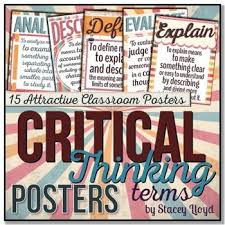 Critical Thinking  by Dr  Shadia Yousef Banjar pptx   pages Key Terms docx