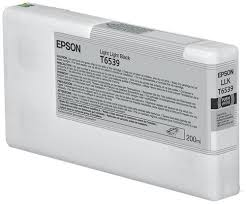 <b>EPSON T6539 LIGHT LIGHT BLACK</b> INK CARTRIDGE (2