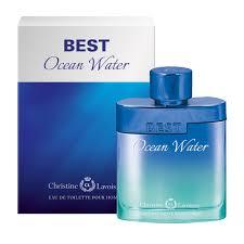 Купить <b>Вода туалетная BEST Ocean</b> Water мужская, 90мл, 5377 ...