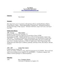 data analyst resume template sample job resume samples junior data analyst resume template sample