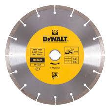 <b>Алмазный круг сегментный универсальный</b> DeWalt DT3741-XJ